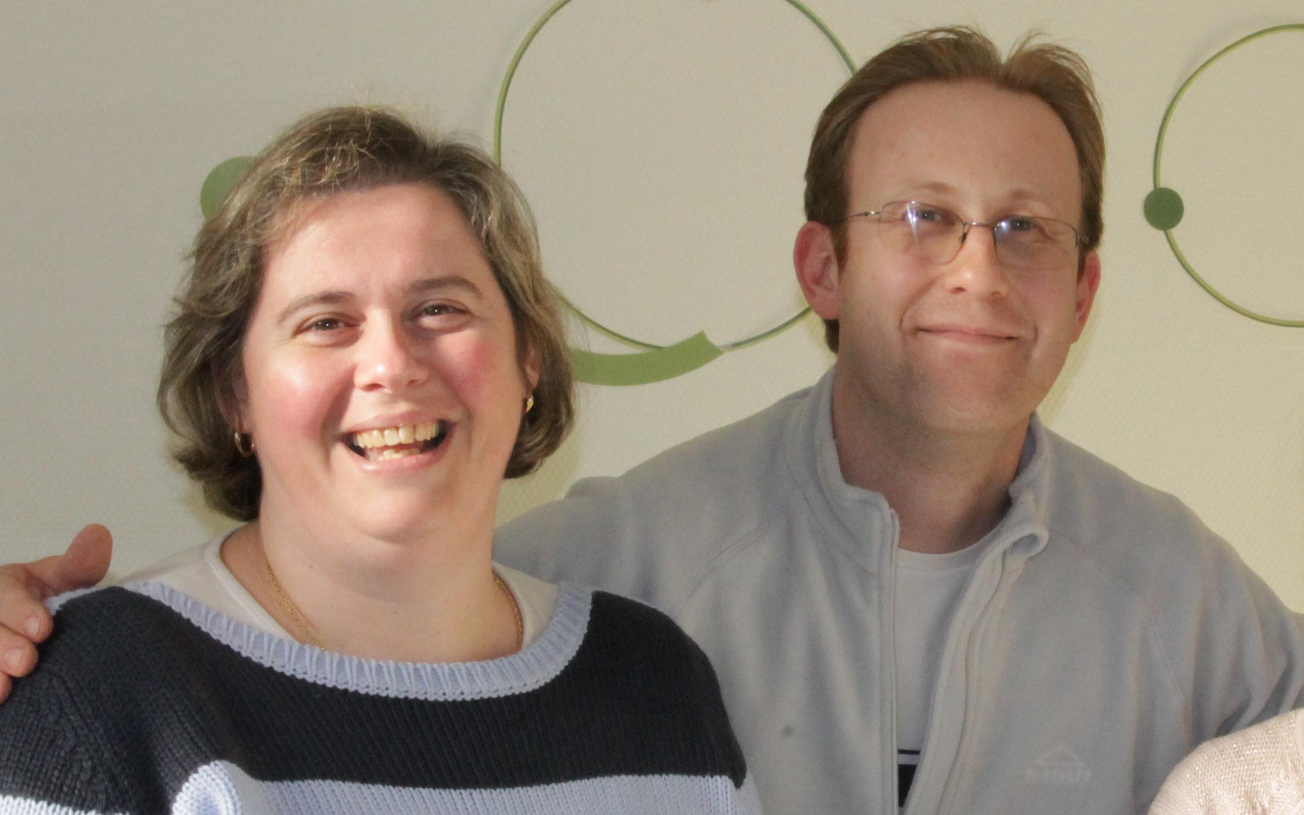 Sophie Bornot et François Feuchot Infirmiers